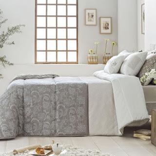 Colcha Bouti modelo Olea de Antilo Textil