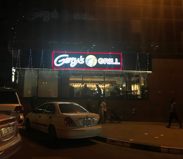 Gerry's Grill Dubai in Karama