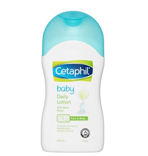 Galderma Cetaphil Baby Daily Lotion