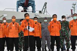 Operasi SAR Jatuhnya SJ-182 Dipenpanjang 3 Hari