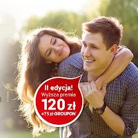 premia 120 zł bonus groupon 75 zł konto godne polecenia 4% bz wbk agora