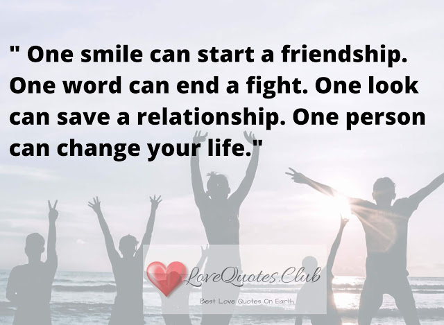 love quotes for smile