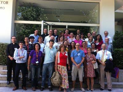 Resultado de imagen de l Encuentro de Blogueros con el Papa en Madrid