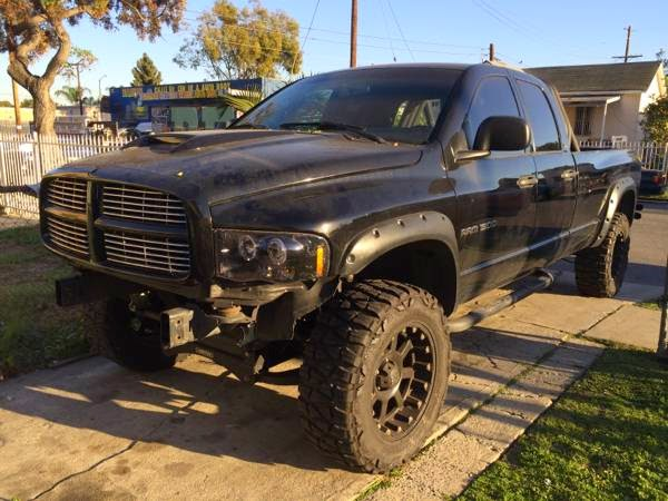 Find This 2004 Dodge Ram From 2 Fast Furious Located In Los Angeles Ca Via Craigslist