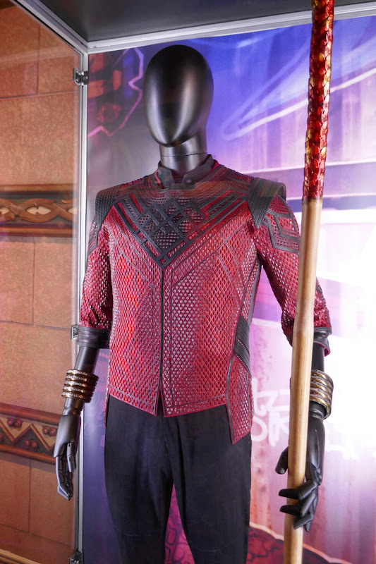 Shang-Chi film costume