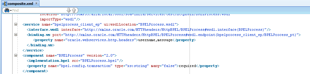 Java / Oracle SOA blog: Retrieve or set a HTTP header from