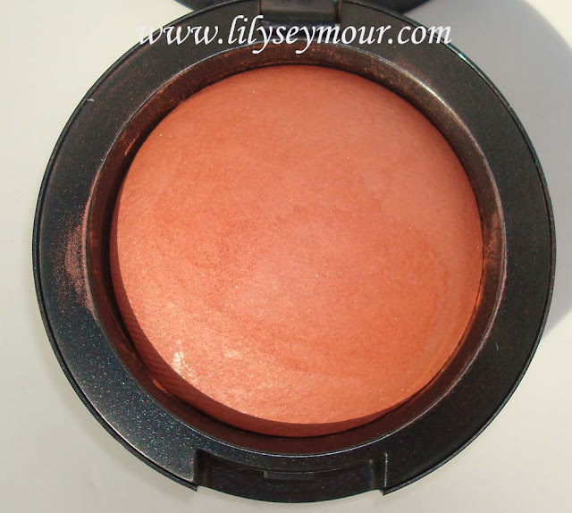 Mac Early Morning Blush