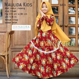 Maulida Kids by Ori Naura