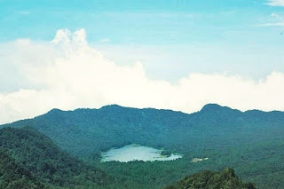 Sejarah Gunung Burangrang