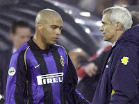 Ronaldo calls himself Héctor Cuper running away because of Inter