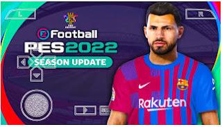 Download PES 2022 New Textures V2 PPSSPP Android CV2 Realistic Graphics & Camera PS5 Fix Cursor