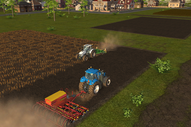 screenshot Farming simulator 16 gratis unduh