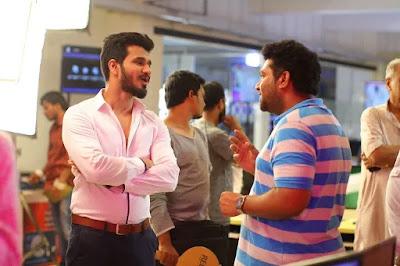 Arjun Suravaram (2019) Movierulz Movie Stills 4