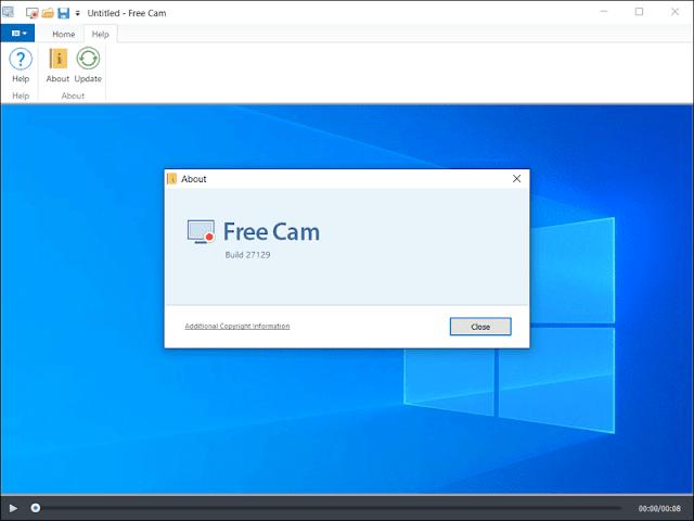 افضل برامج مجانية لتسجيل شاشة الكمبيوتر لجميع انظمة الويندوز 2021