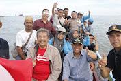 Bupati Wajo Tudang Sipulung di Atas Laut Bersama Masyarakat Desa Pasir Putih