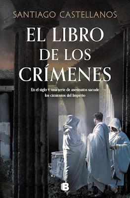 El libro de los crímenes - Santiago Castellanos (2021)