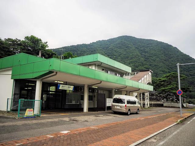 鬼怒川公園駅