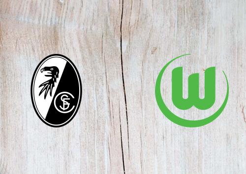 Freiburg vs Wolfsburg -Highlights 7 December 2019