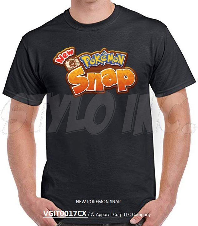 VGIT0017CX NEW POKEMON SNAP
