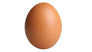 Sebuah Telur, bintang baru Instagram yang mengalahkan Kylie Jenner