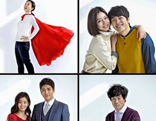 KOREA DRAMA Iron Lady Cha