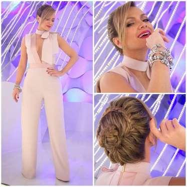 aa3f2d5da Eliana brilha com looks cheios de estilo na TV. Confira grifes e peças!