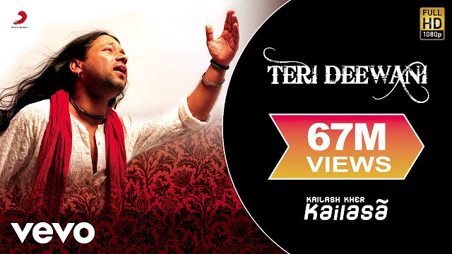 Teri Deewani Lyrics in Hindi