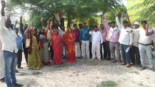 सफाई कर्मचारी संघ का चुनाव 31 को, संजय व शिवकुमार ने किया तूफानी दौरा | #NayaSaberaNetwork