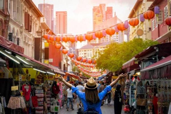 Khám phá Trung Hoa thu nhỏ tại Singapore