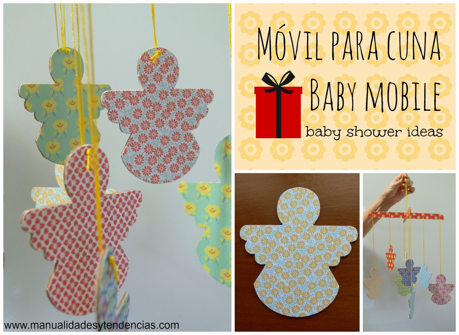 idea regalo bebé/ baby shower present ideas
