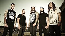 As I Lay Dying Discográfia (MEGA)