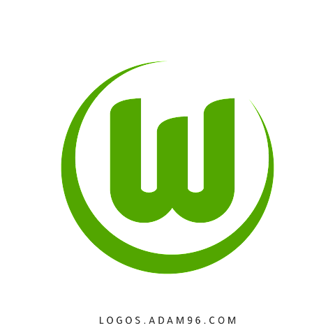 Wolfsburg Club Logo Original PNG Download - Free Vector