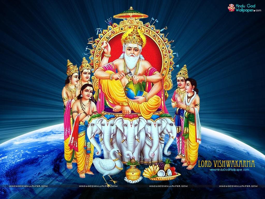 Bhagwan Ji Help me: God Vishwakarma HD Wallpapers and Background Collection