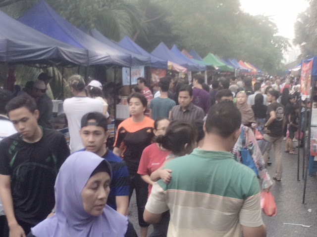 Kunjungilah Di Bazar Ramadhan Taman Bukit Indah, Ampang