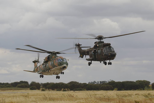 Hot Blade 2021 exercise Portugal
