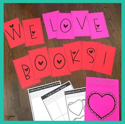 Valentine's Day Bulletin Board Idea Upper Elementary