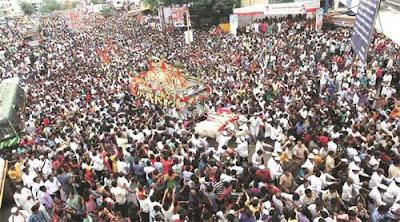 Alandi Sant Jnaneshwar Palkhi Prasthan date