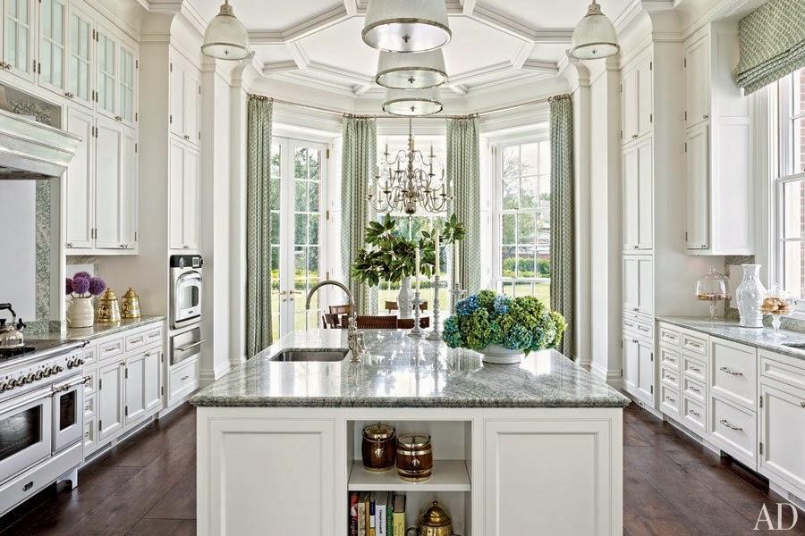 Architectural Digest Kitchen Cabinets