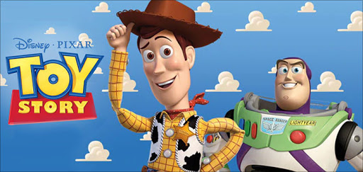 Toy Story 1995 Movie Cartoon in English Story