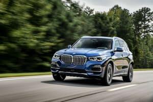 2019 BMW X5 المميزات