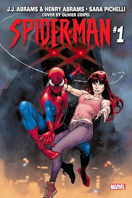 j.j. abrams spider-man