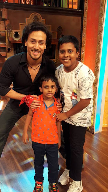 rajeev nigam sons with tiger sheroff
