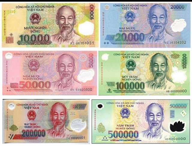 Vietnam Currency For Tourists 1