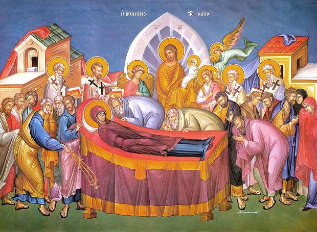 Απόδοσις της Κοιμήσεως της Θεοτόκου