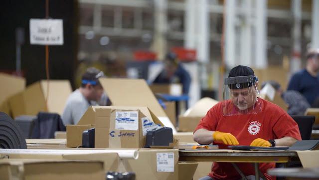 Ford producirá 100.000 escudos faciales para ayudar a México en su lucha contra el coronavirus