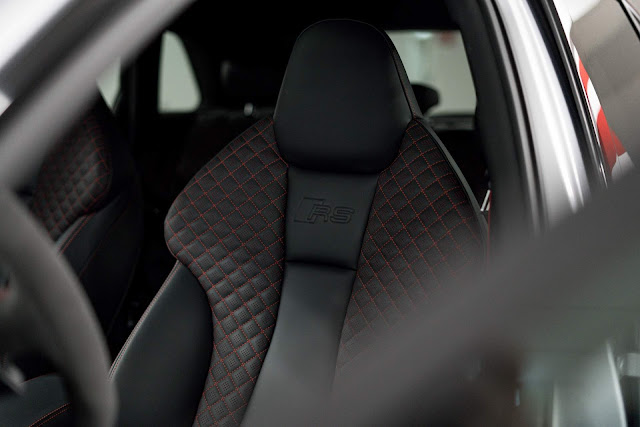 Audi RS3 2020 Prata