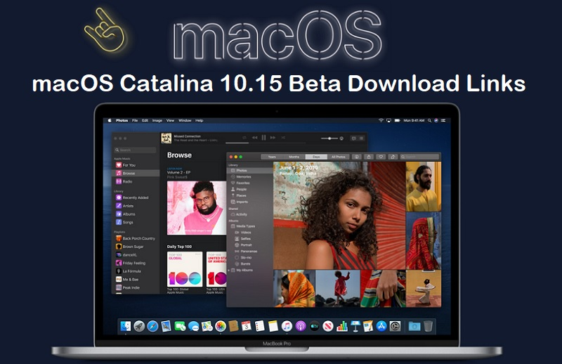 Download macOS Catalina 10 15 Beta  DMG Files via Direct Links