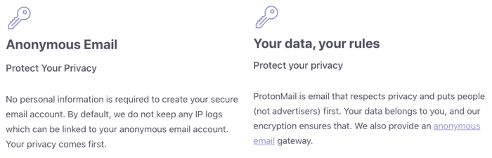 ProtonMail changes text about IP logs after providing IP address activist to police