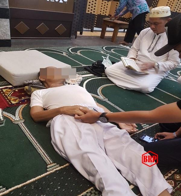 Jamaah Haji Barsel Meninggal Dunia di Mekah