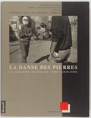 "okładka ksiązki ""La danse des pierres"" Jean-Claude Coutausse"